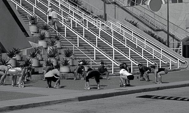 Sunday morning CrossFit